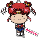 Sailor Chibi Chibi Moon Chibi Doll
