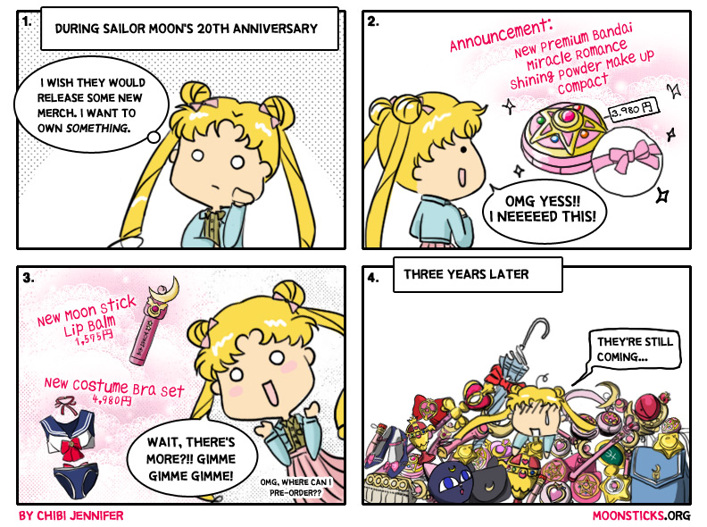 MoonSticks Sailor Moon Comic/Doujin #77 Watch out Mamo-chan! featuring Usagi/Sailor Moon, Seiya Kou, Haruka Tenou, Prince Demand, Ail and Umino/Melvin. All of Usagi's pursuer.