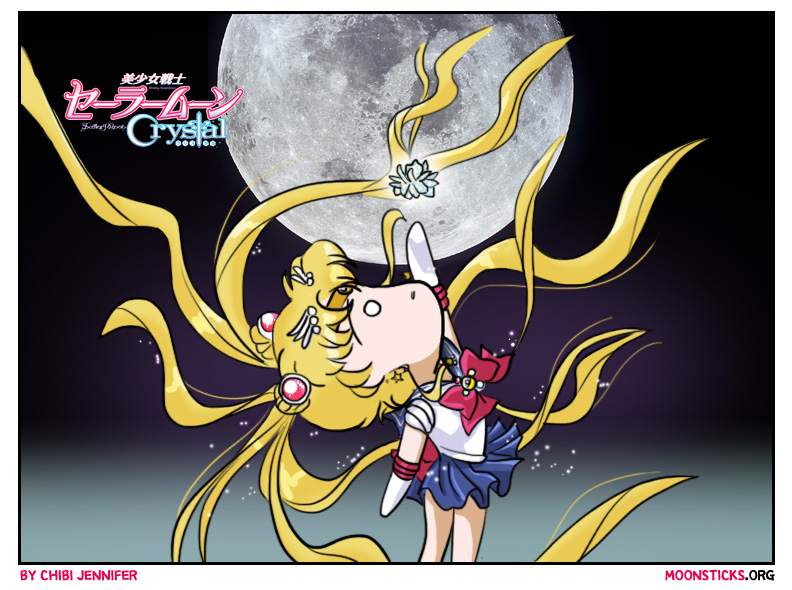 Pretty Guardian Sailor Moon Crystal new 2014 anime