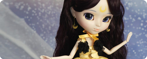 Human Luna (Lover of Princess Kaguya) Pullip Doll