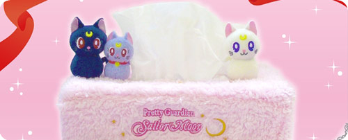 Luna, Artemis and Diana Tissue Box Cover