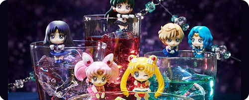 Ochatomo Series Sailor Moon Cosmic Heart Cafe