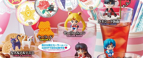 Ochatomo Series Sailor Moon Moon Prism Cafe Box