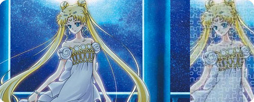 Princess Serenity Sailor Moon Crystal 1000pc Puzzle