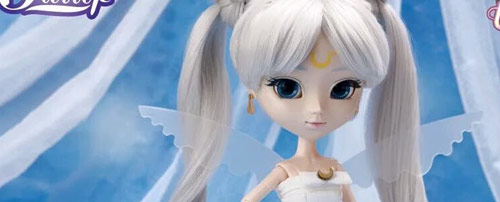 Queen Serenity Pullip Doll