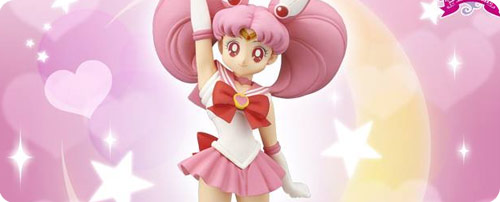Sailor Chibi Moon Girls Memories Series Figure