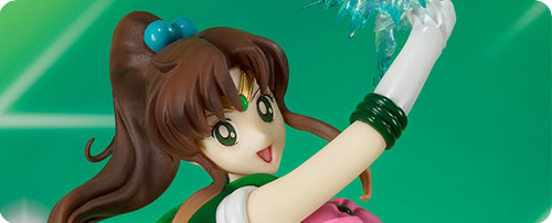 Sailor Jupiter Figuarts ZERO