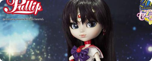 Sailor Mars Pullip Doll