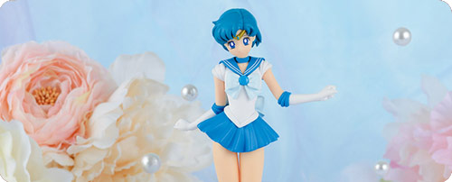 Girls Memories Figure: Sailor Mercury