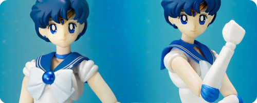 S.H.Figuarts Action Figure: Sailor Mercury