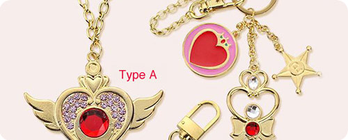 Sailor Moon Bag Charms