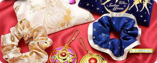Sailor Moon Capsule Goods Set of 6