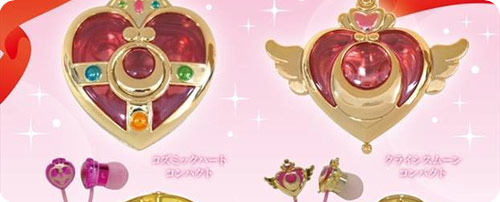 Sailor Moon Compact Ear Phone Cases