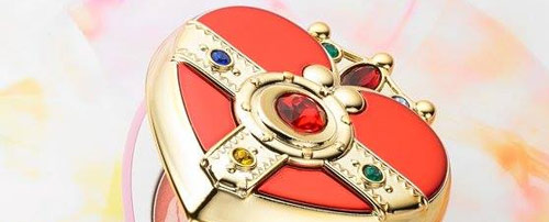 Sailor Moon Cosmic Heart Compact (Flat Style) Cheek