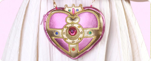 Sailor Moon Cosmic Heart Mascot Pouch