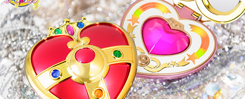 Sailor Moon Cosmic Heart Compact Proplica'