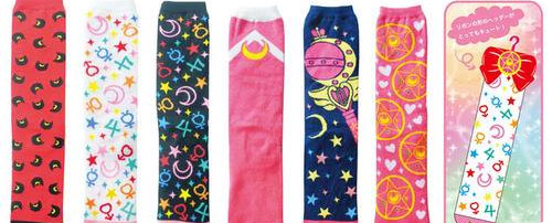 Sailor Moon Crew Socks