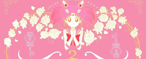 Sailor Moon Crystal 3rd Season Intro Song New Moon ni Koi Shite & Outro Otome no Susume [CD+DVD]