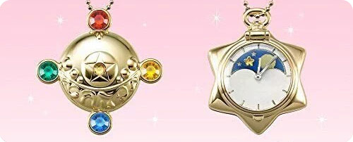 Sailor Moon Crystal Miniaturely Tablets Set 4