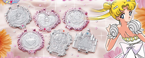 Sailor Moon Crystal Mirror Set
