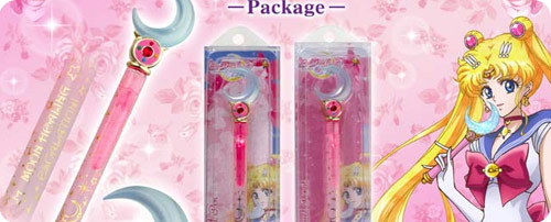 Sailor Moon Crystal Moon Stick Pen