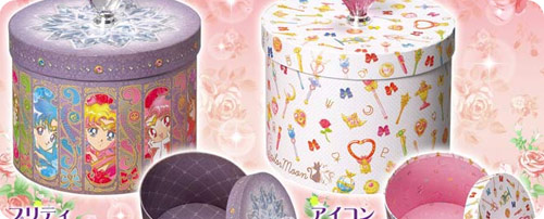 Sailor Moon Crystal Power Box