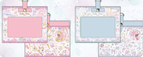 Sailor Moon Crystal Romance & Black Story Card Holders