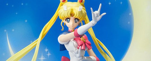 Sailor Moon Crystal (Season 3) S.H Figuarts