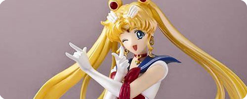 Sailor Moon Crystal Figuarts Zero