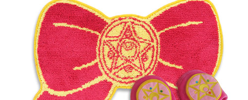 Sailor Moon 'Crystal Star' Bath Mat