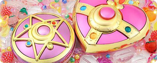 Sailor Moon Moonlight Memory Compacts