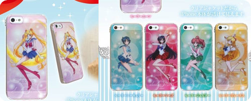 Sailor Moon Crystal iPhone 5 Cases