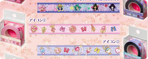 Sailor Moon Deco Tape