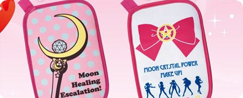 Sailor Moon Multi-device Pouches
