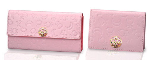 Sailor Moon Leather Wallet & Card Holder