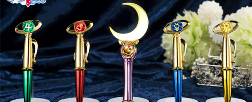 Sailor Moon 'Sticks & Rods' Light Up Limited Edition
