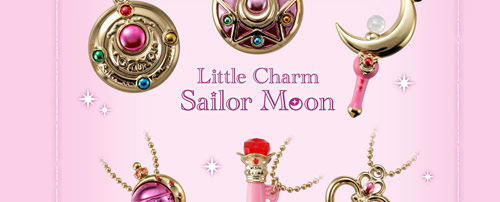 Sailor Moon Little Charm Set 1