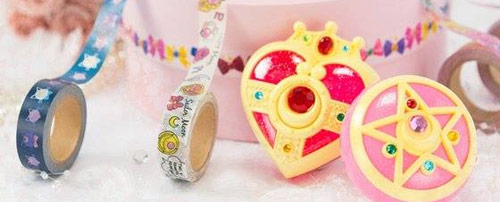 Sailor Moon Masking Tape & Cutters
