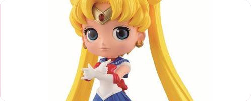 Sailor Moon Q Posket Statue