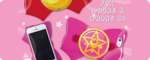 Sailor Moon Ribbon iPhone 5/5s Case
