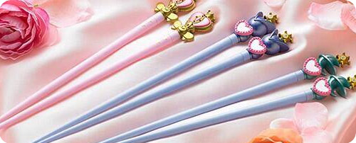 Sailor Moon, Uranus and Neptune Chopsticks