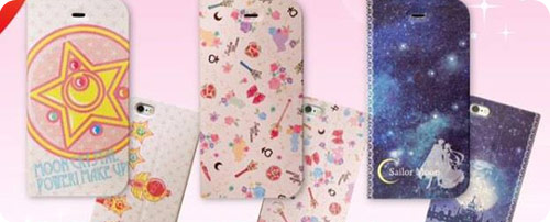 Sailor Moon iPhone6 Flip Cases
