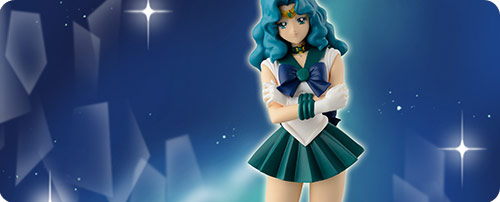 Sailor Neptune Girls Memories Series Figure