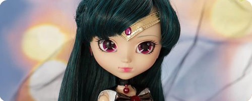 Sailor Pluto Pullip Doll