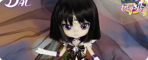 Sailor Saturn DAL Pullip Doll
