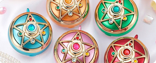 Sailor Senshi Communicator Watches Miniaturely Tablets