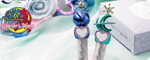 Sailor Uranus and Neptune Lip Rod Lip Balm