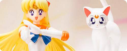 S.H.Figuarts Action Figure: Sailor Venus