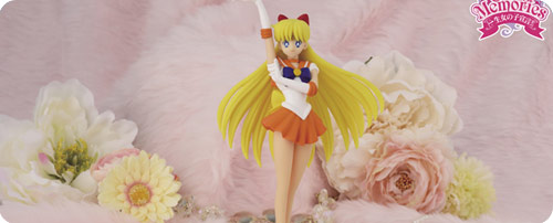 Girls Memories Figure: Sailor Venus
