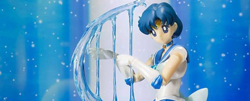 Super Sailor Mercury S.H Figuart